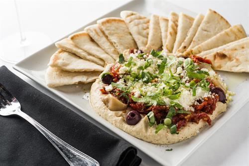Zea Mediterranean Hummus