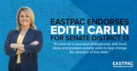 LABI's EASTPAC Endorses Edith Carlin for State Senate