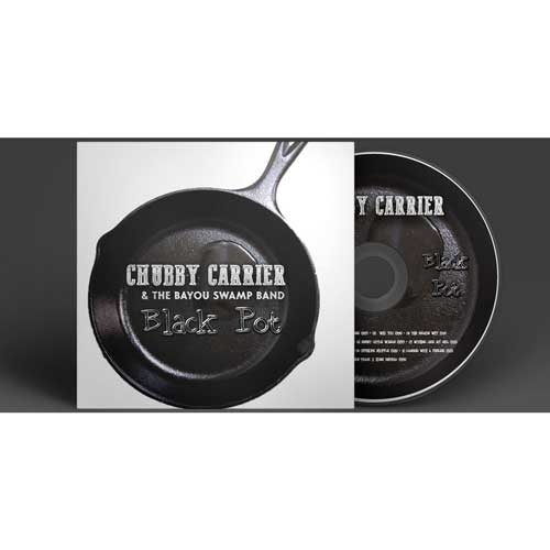 Chubby Carrier Black Pot CD Cover