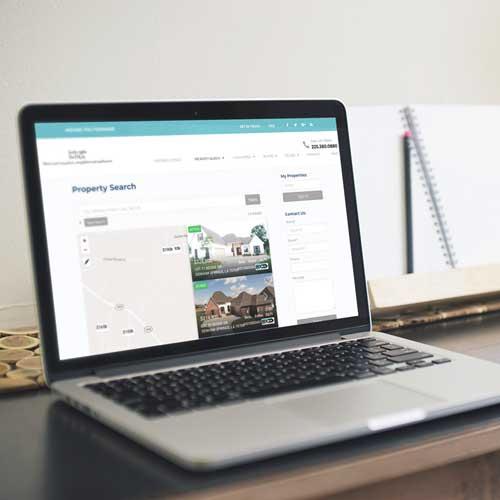 Forthright Real Estate Website Design