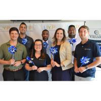 Livingston Young Professionals Partnered with Child Advocacy Services