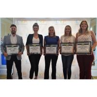 2019 Livingston Future 5 Named at Livingston Young Professionals Annual Meeting