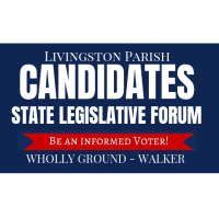 Livingston Parish Chamber to Host Two Political Forums