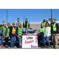 Litter Free Lp Impacts Litter Across the Parish
