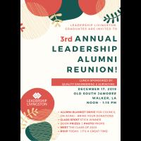 Leadership Livingston Alumni Hosting Blanket Drive