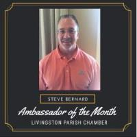 Chamber Names Steve Bernard Ambassador of the Year