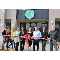 CBD Shop Ribbon Cutting