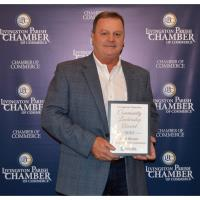 John Blount Awarded Inaugural Community Leadership Award