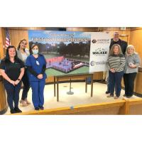Project Launch For First Responders Monument In Walker