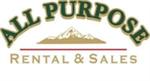 All Purpose Rental & Sales