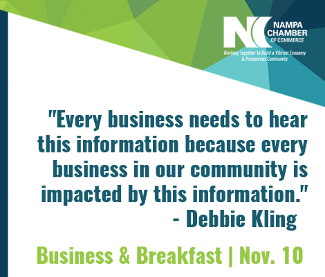 PRESS RELEASE: FIFTEEN-YEAR RESEARCH TRENDS PRESENTED NOV. 10 IN NAMPA