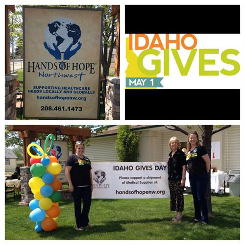 Idaho Gives Day 2014