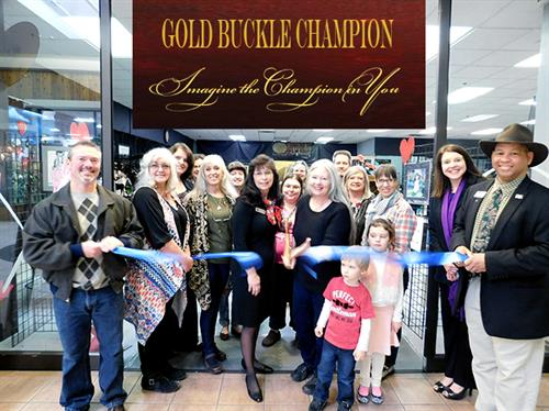 Grand Opening with Councilwoman Sandi Levi and Nampa Chamber