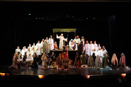 Traditions of Christmas Nativity