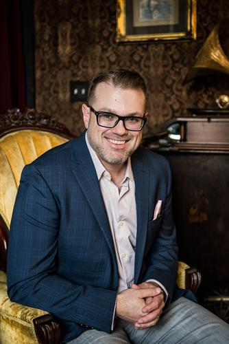 Justin Foster, Sr Strategist & Branding Expert