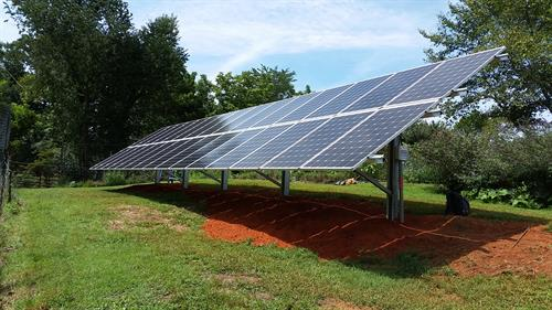 Ground Mounted Solar