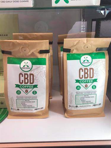 Green Roads CBD Coffee, 0% THC
