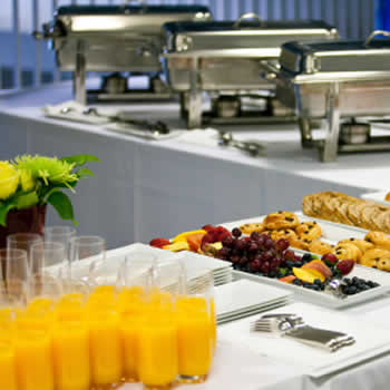 Breakfast Catering Services by CJ's Catering
