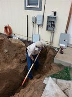 Under Ground Electrical Wiring