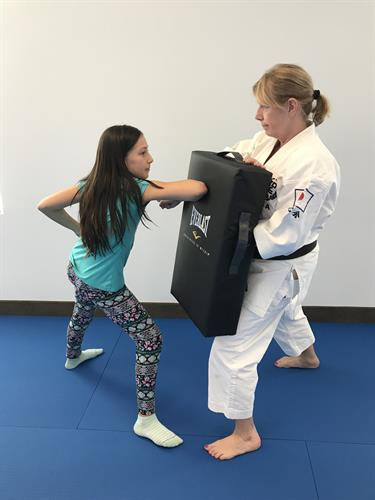Altitude's Girls Self Defense Class (Girls Only Ages 9-11)