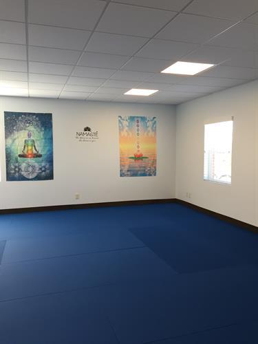 Aspire's Yoga Studio