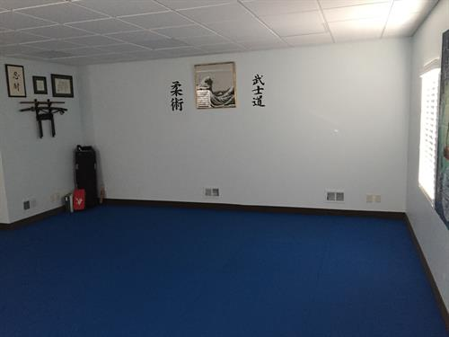 Altitude Martial Arts/Self Defense Room