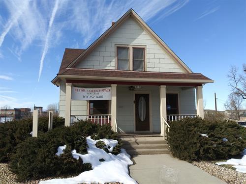"""""""World Headquarters"""" in Brighton, Colorado Opportunity Zone"""