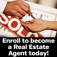 Enroll To Become A Real Estate Agent Today!