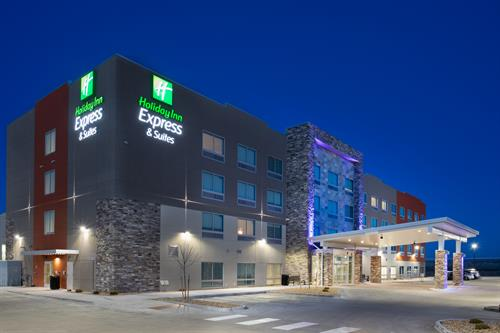 Brand new Holiday Inn Ezpress & Suites-Brighton, CO