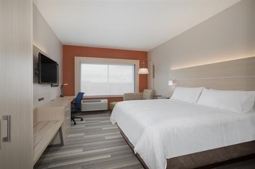 Brand new Holiday Inn Express & Suites