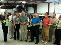 2013 Brighton Chamber Ribbon Cutting