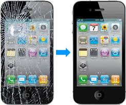 Let us make your cracked screen clean!