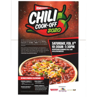 Homecoming Chili Cook-off 2020