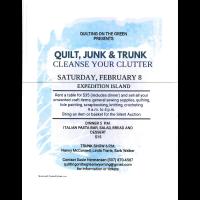 Quilt, Junk & Trunk