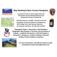 Map Reading & Back Country Navigation Class