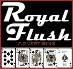 Royal Flush Advertising