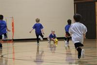 Youth Co-ed Indoor Soccer