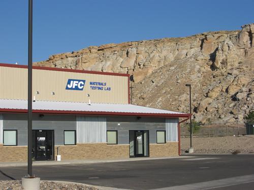 JFC's Materials Testing Lab