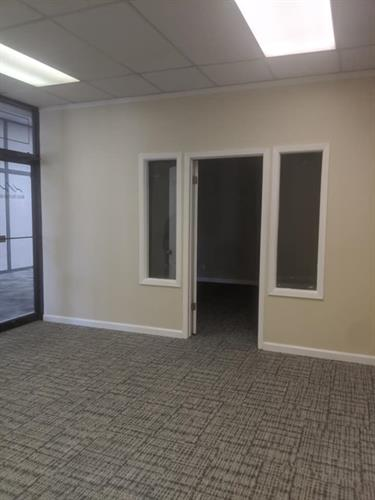 office space available with 2400 sq ft