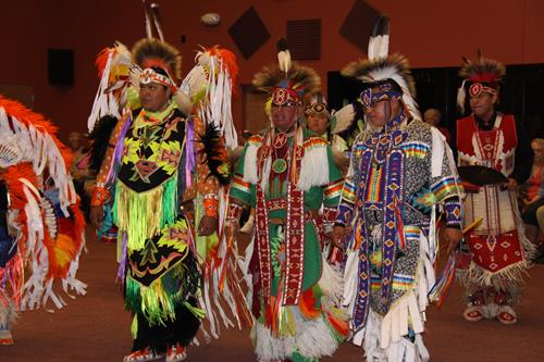 Northern Arapaho Dancers