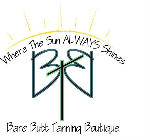 Bare Butt Tanning Logo