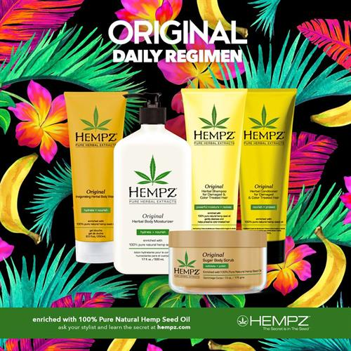 Hempz all natural body products