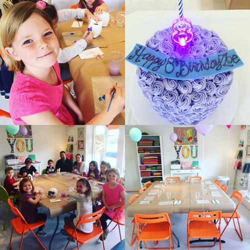 Birthday Parties at Flaming Gorge Modern Makers
