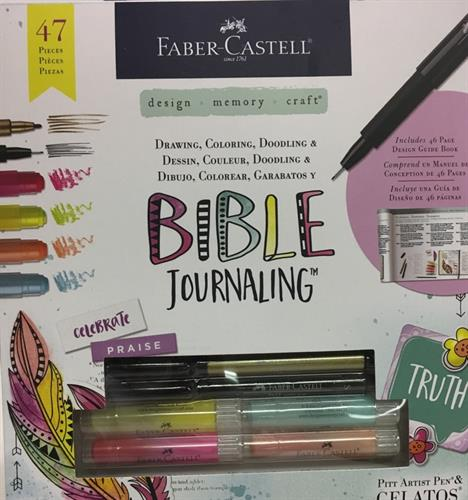 Bible Journaling has arrived!