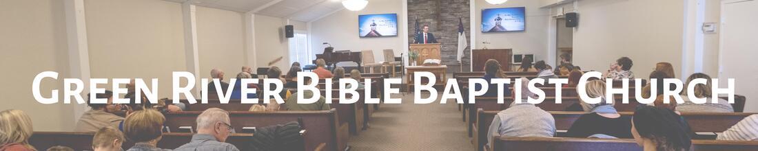 Green River Bible Baptist Church
