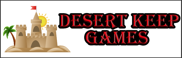 Desert Keep Games