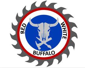 Red White Buffalo