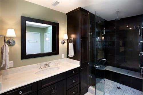 Potomac Bathroom Design Remodel