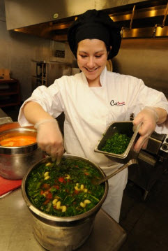 company cafeteria food service management from Café Services, Inc in Rockville MD 20850