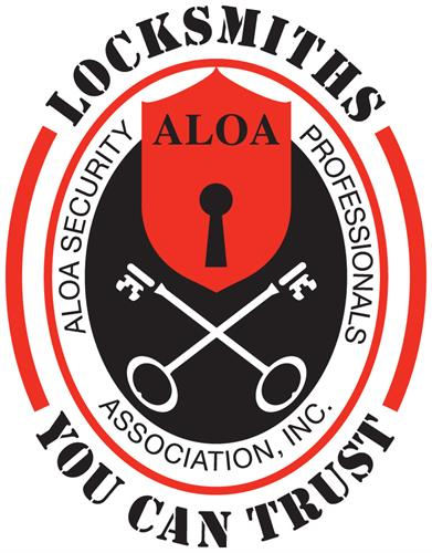 Member of ALOA Security Professionals Association,Inc.